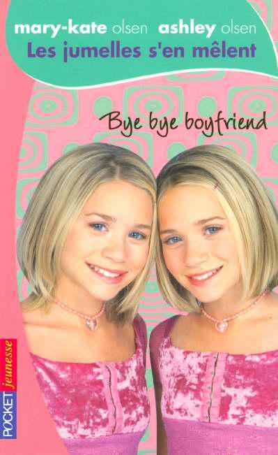 Les jumelles s'en mêlent t.14 ; bye-bye boyfriend