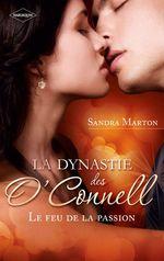Vente EBooks : La dynastie des O'Connell (Tome 1, Le feu de la passion)  - Sandra Marton