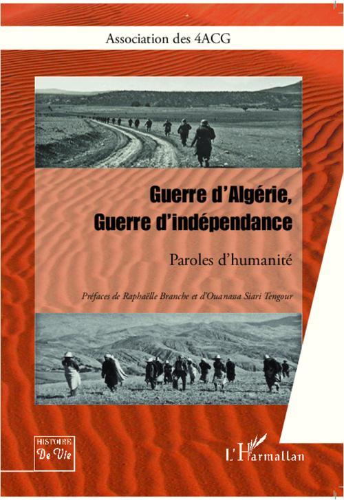 Guerre d'Algérie, Guerre d'indépendance