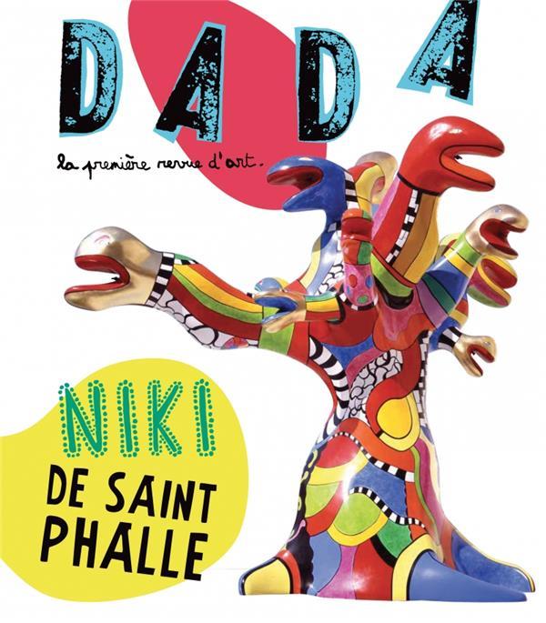 Revue dada ; niki de saintphalle