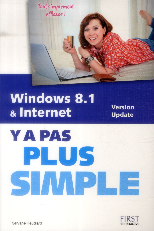 Heudiard Servane - Windows 8.1 version update et Internet