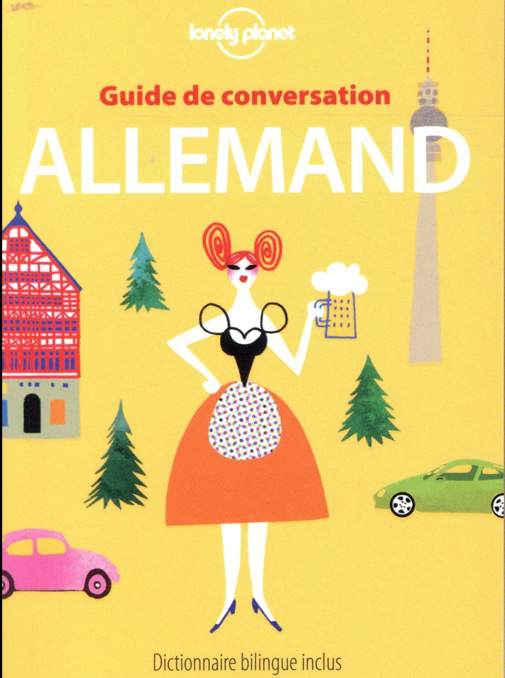 GUIDE DE CONVERSATION ; allemand