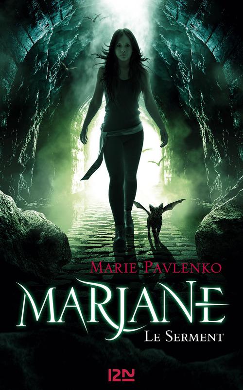 Vente EBooks : Marjane - tome 2 : Le serment  - Marie Pavlenko