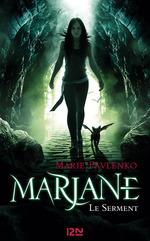 Vente Livre Numérique : Marjane - tome 2 : Le serment  - Marie Pavlenko