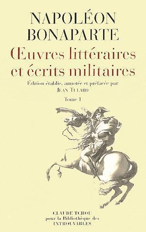 oeuvres littéraires et écrits militaires