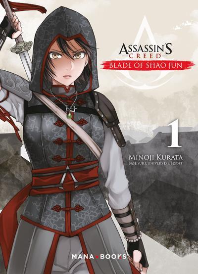 Assassin's Creed - blade of Shao Jun T.1