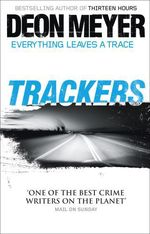 Vente Livre Numérique : Trackers  - Deon Meyer