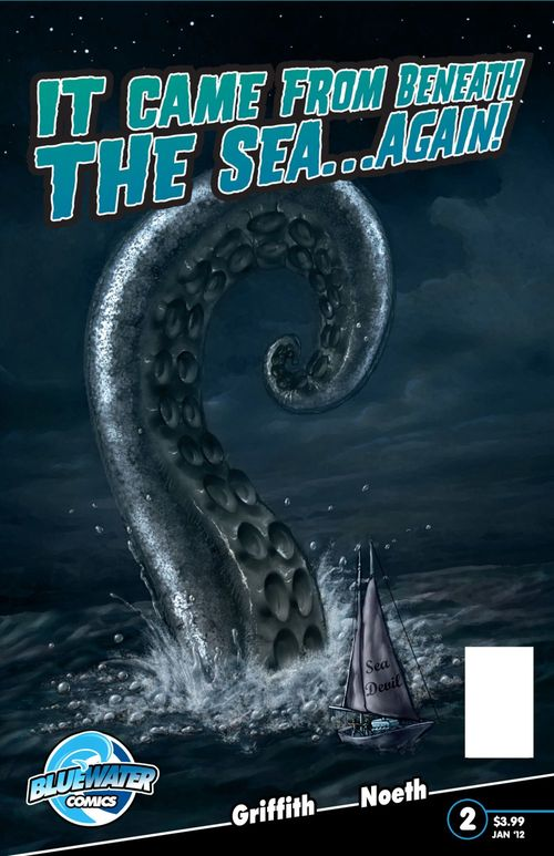 It Came From Beneath the Sea... Again! #2