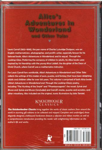 Alice's adventures in Wonderland ; and other tales