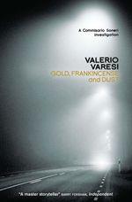 Vente Livre Numérique : Gold, Frankincense and Dust  - Valerio Varesi