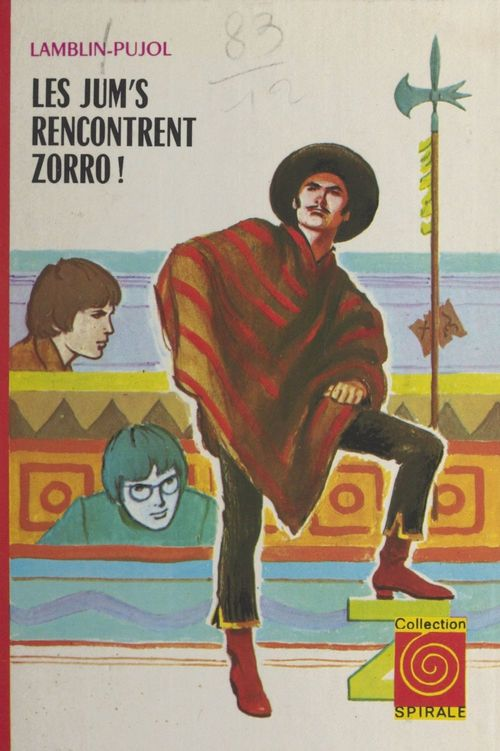 Les Jum's rencontrent Zorro !