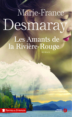Vente EBooks : Les Amants de la Rivière Rouge  - Marie-France Desmaray
