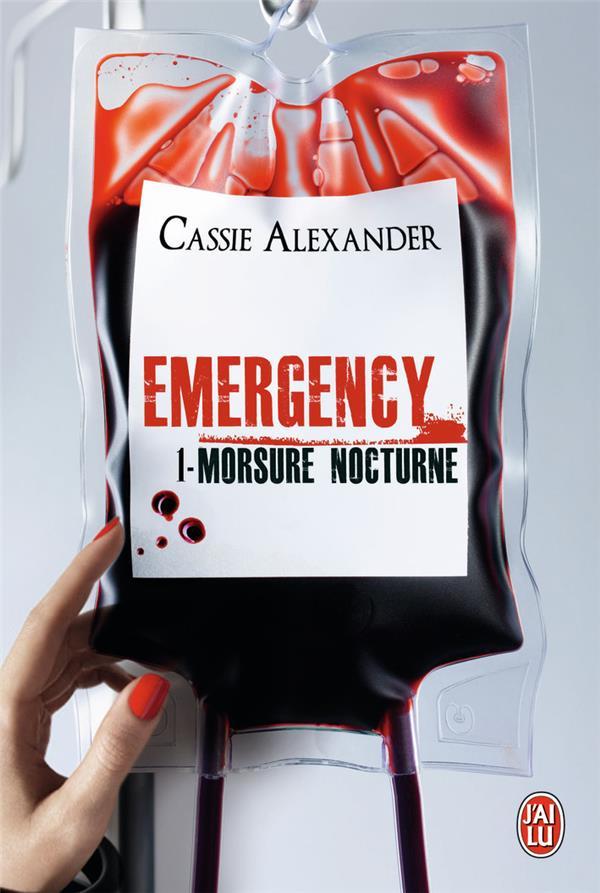 Emergency t.1 ; morsure nocturne