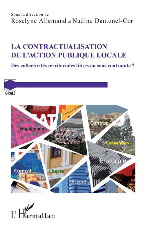 Contractualisation de l'action publique locale (La)