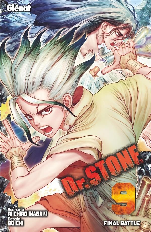 Dr. Stone T.9 ; final battle