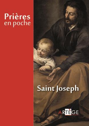 Prières en poche ; Saint Joseph
