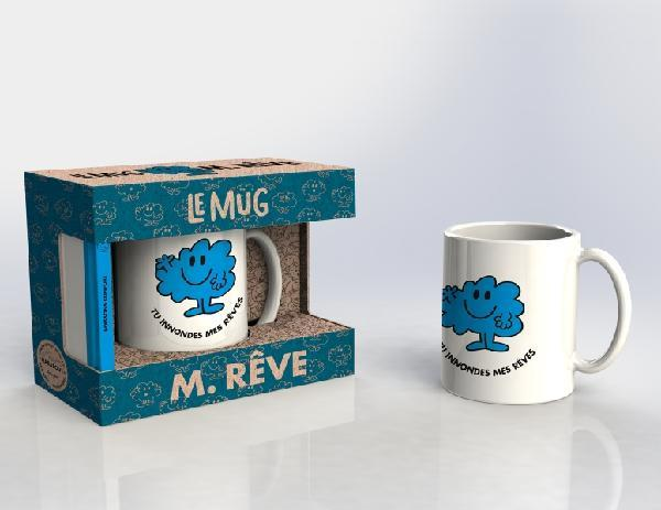 Le mug M. Rêve