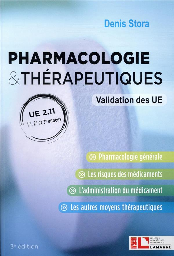 Pharmacologie & Therapeutiques (3e Edition)
