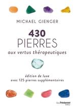 Vente Livre Numérique : 430 pierres aux vertus thérapeutiques  - Michael Gienger