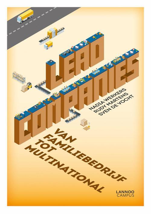Lead companies (E-boek - ePub-formaat)