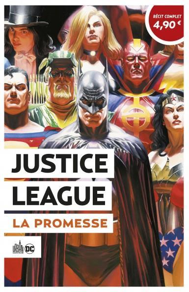 Justice League ; la promesse