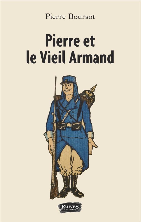 Pierre et le vieil Armand