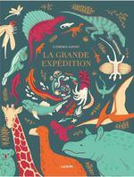 Couverture de La Grande Expedition