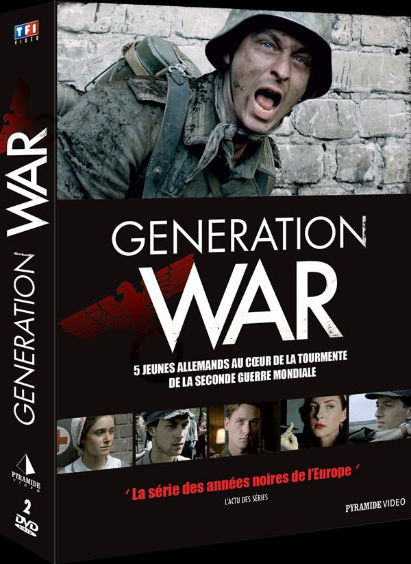 coffret generation war