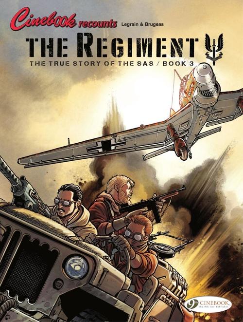 Vente EBooks : The Regiment - The True Story of the SAS Book 3  - Vincent Brugeas