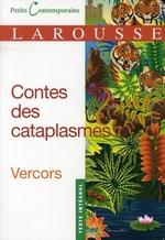 Couverture de Contes des cataplasmes
