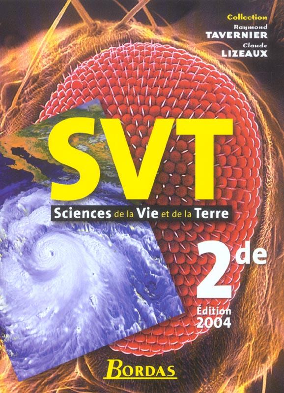 Svt 2de tavernier 2004 (édition 2004)