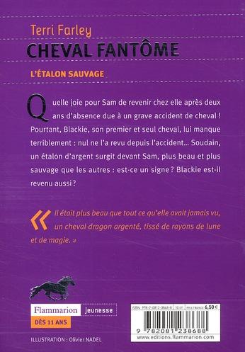 Cheval fantôme t.1 ; l'étalon sauvage