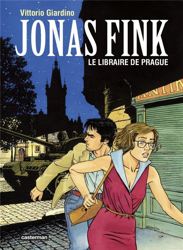 Jonas Fink T.2 ; le libraire de Prague