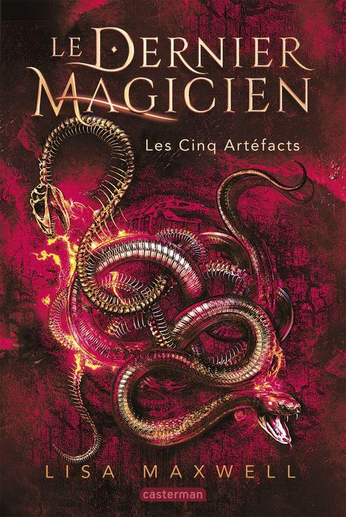 Le Dernier Magicien (Tome 2)  - Les Cinq Artéfacts