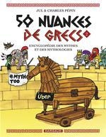 Couverture de 50 Nuances De Grecs - Tome 2 - 50 Nuances De Grecs