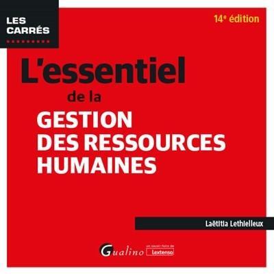 L'essentiel de la gestion des ressources humaines (14e édition)