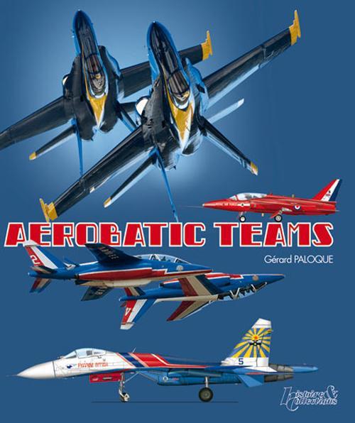 The aerobatic teams (gb)