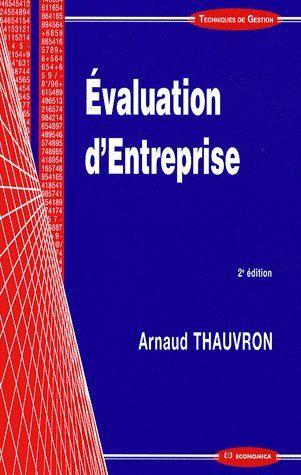 évaluation d'entreprise (2e édition)