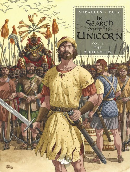 In Search of the Unicorn 1. The Land of the Moors