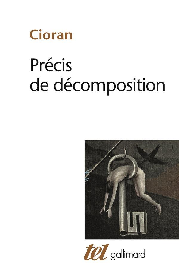 Precis De Decomposition
