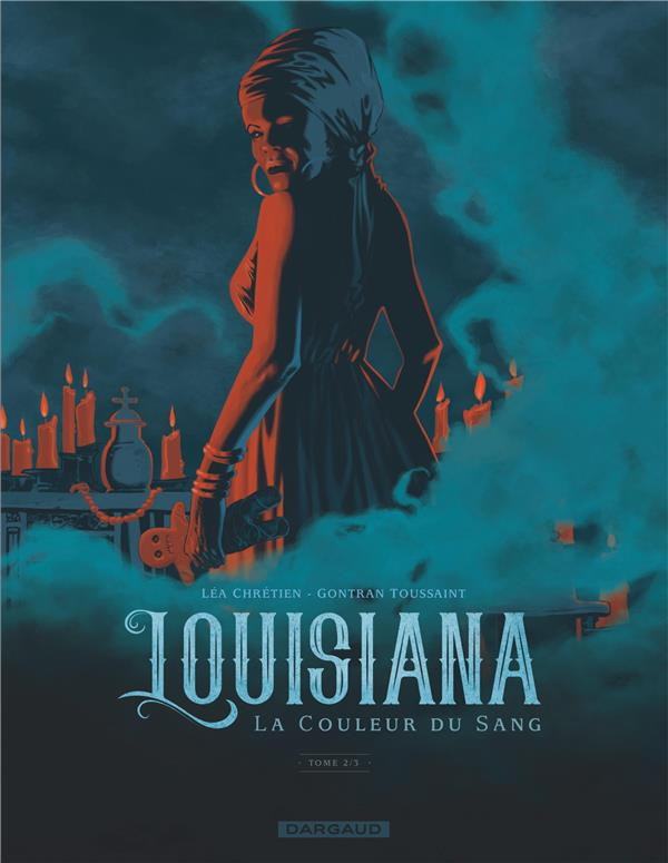 Louisiana, la couleur du sang T.2