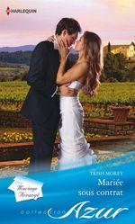 Vente EBooks : Mariée sous contrat  - Trish Morey