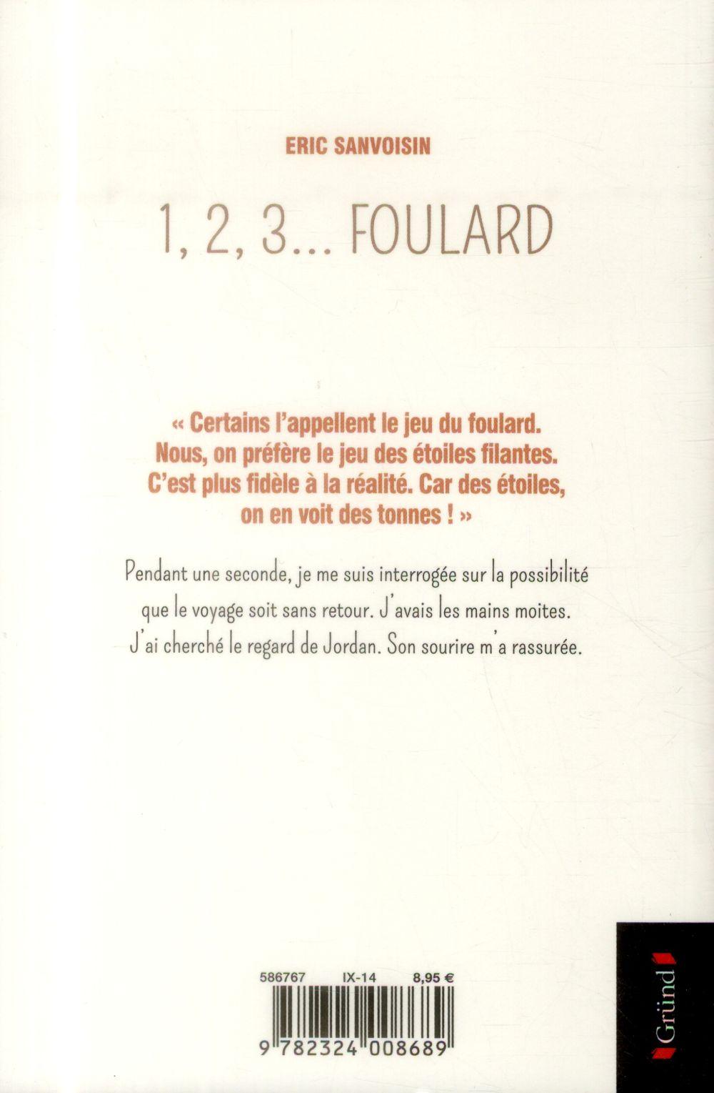 1 2 3... foulard