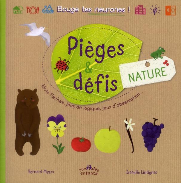 Pieges Et Defis Nature