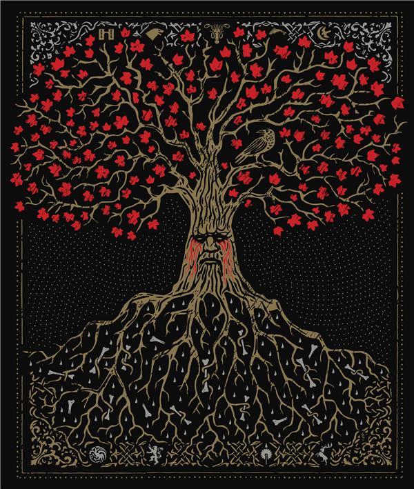 Game of Thrones - le trône de fer ; la chronique intégrale des huit saisons