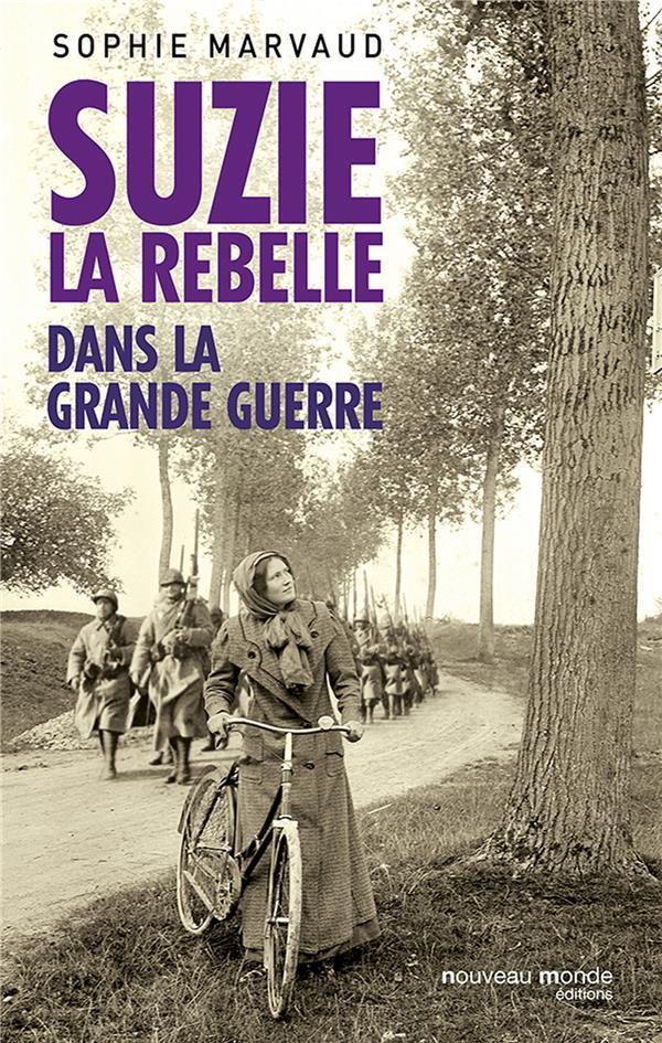 Suzie la rebelle dans la grande guerre
