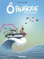Vente Livre Numérique : Ô Pacifique : L'eau qui dort  - Pog - Le Bihan/Place