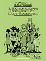 Couverture de L'Extravagante Croisiere Lady Rozenbilt (Nb)