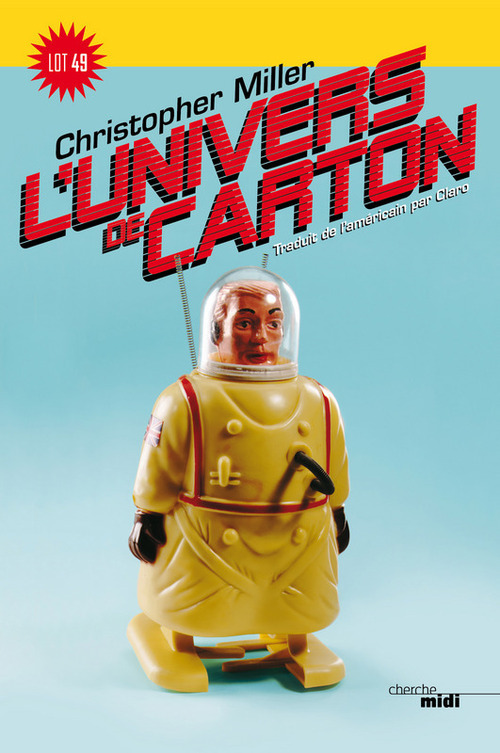 Vente E-Book :                                    L'Univers de carton - Christopher MILLER