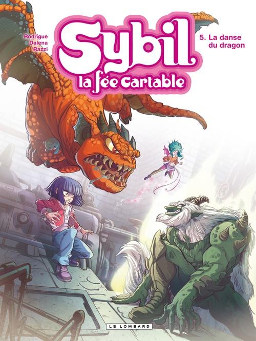 Sybil la fée cartable t.5 ; la danse du dragon